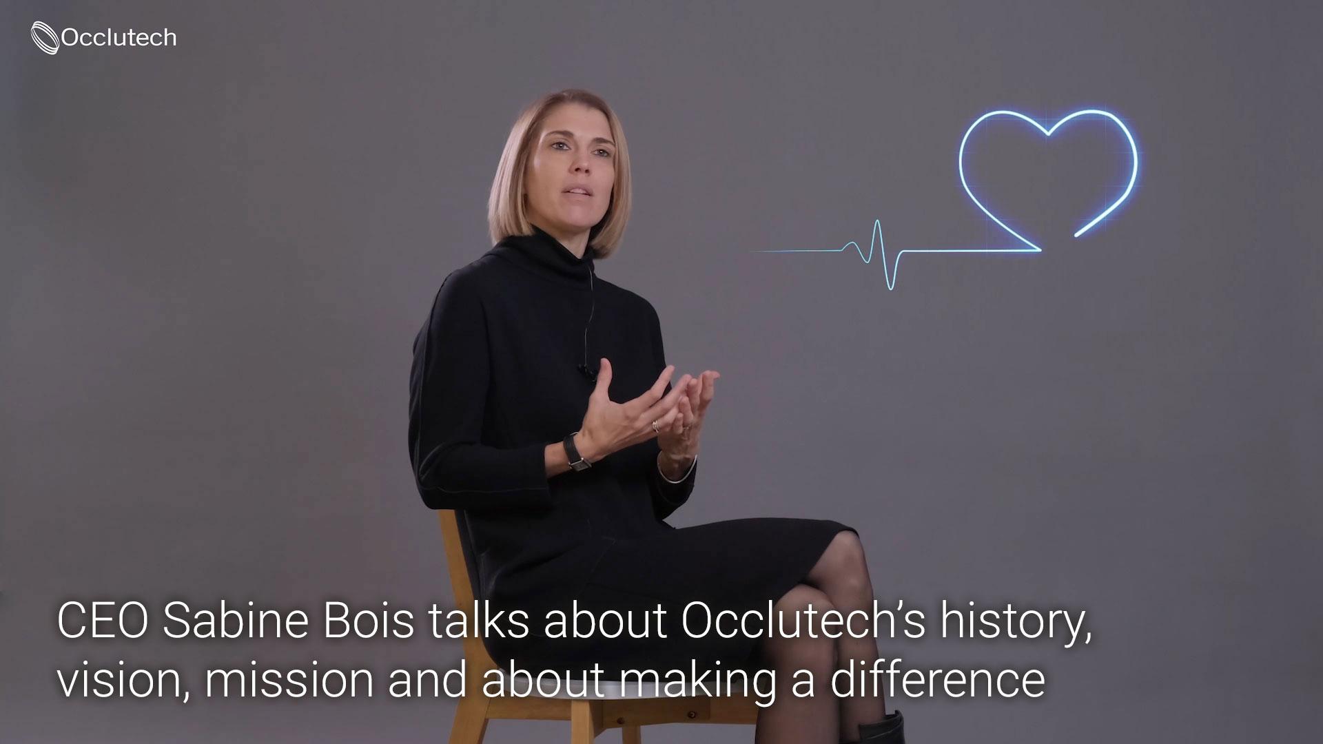 Occlutech interview brand